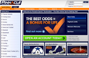 Pinnacle Sportsbook Still One Of The Finest Online Wagering Companies