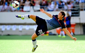 Morgan named U.S. soccer's Female Athlete of the Year