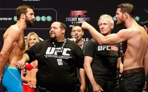 MMA Betting: UFC Fight Night 55 Predictions