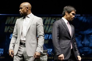 Boxing Odds at America's Bookie -- With a Little Imagination, Mayweather-Pacquiao Press Conference Could Be a Real