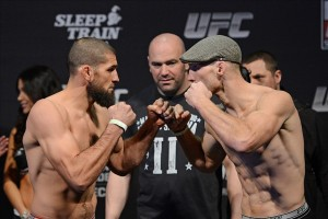 MMA Betting: UFC Fight Night 62 Predictions