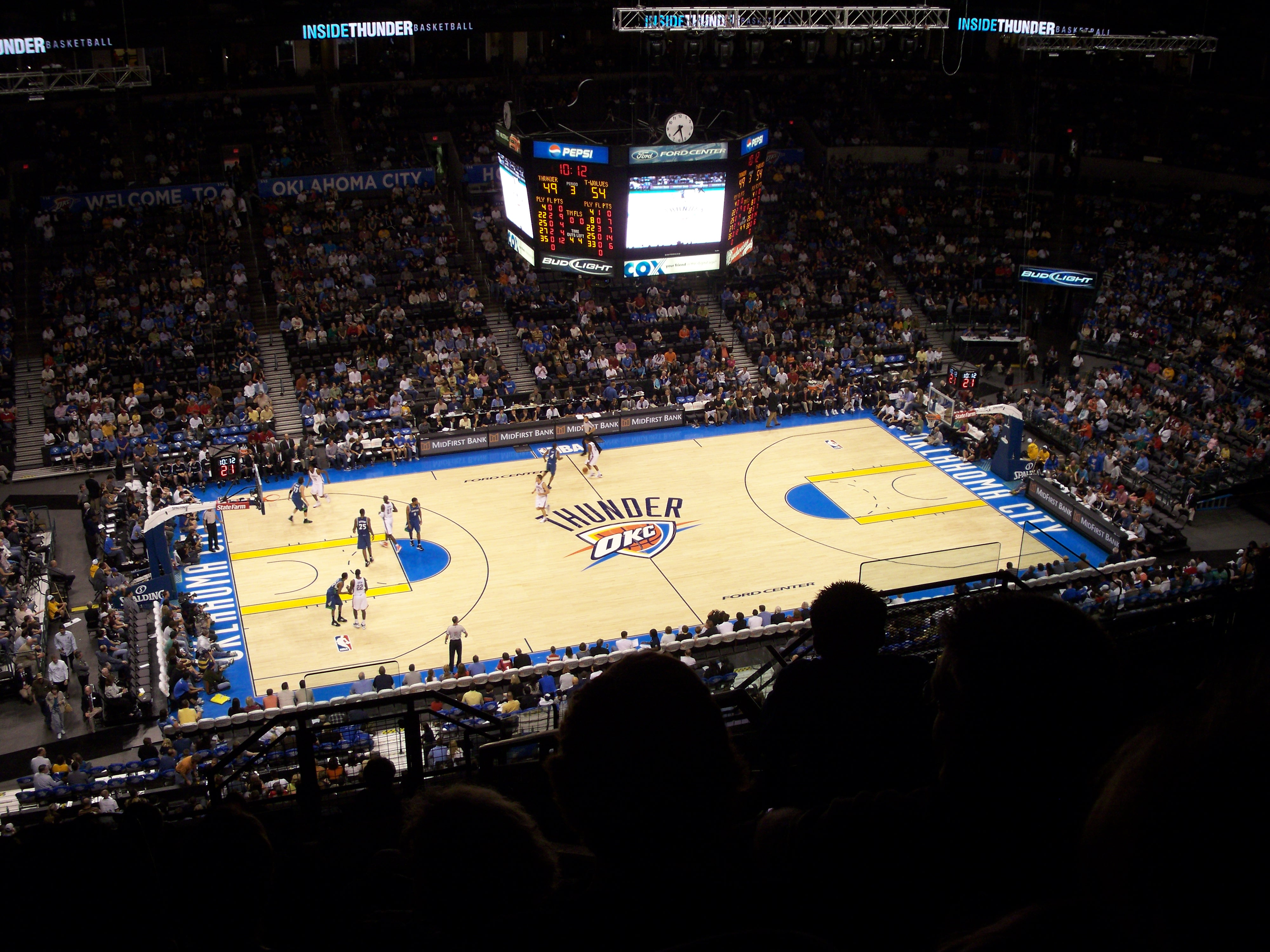 Basketball Betting — Thunder Try to Snap Out of it Against Suns
