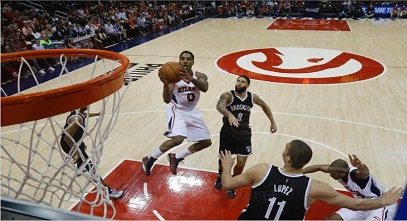 NBA Playoff Betting at America's Bookie – Hawks Deal with Little Hurts as Game 2 Approaches