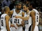 CJ: Spurs Still Without Duncan For Cavs Showdown