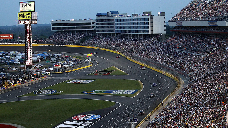 Nascar betting 2015 coca cola 600 predictions ask the for Charlotte motor speed way