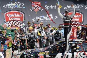 NASCAR Betting: 2015 Quicken Loans 400 Picks