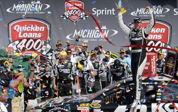 NASCAR Betting: 2015 Quicken Loans 400 Picks