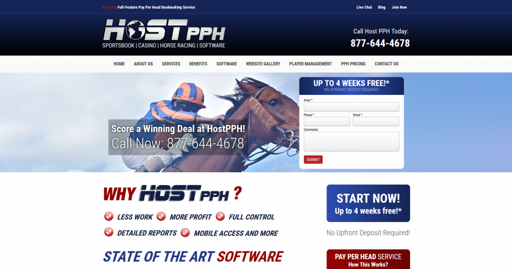 Hostpph.com – Superior Pay Per Head Services