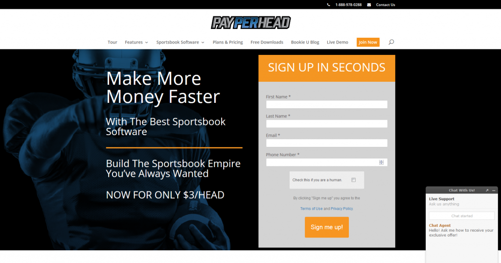 PayPerHead .com – Per Head Services Simplified