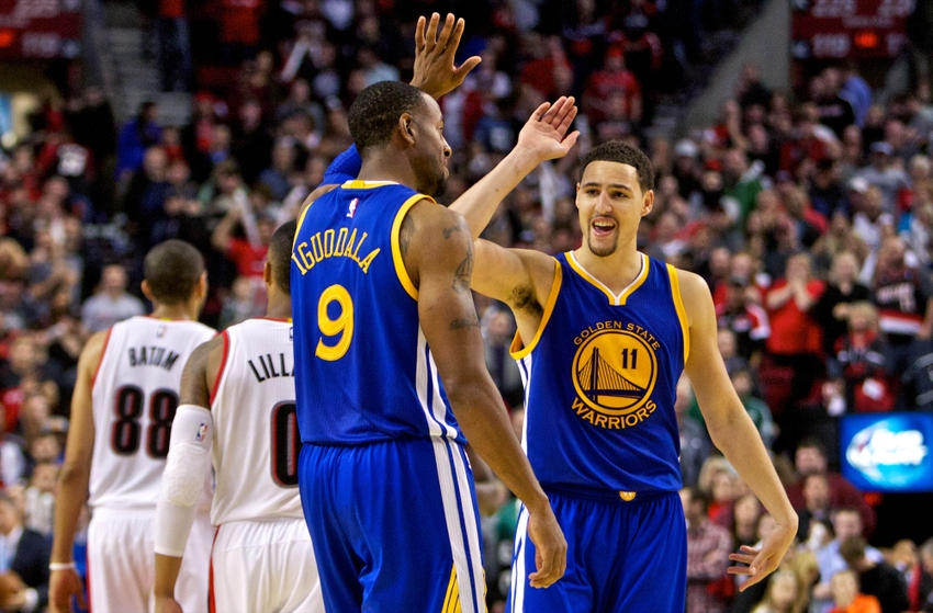 CJ: Warriors and Spurs in Titanic 1-2 Clash