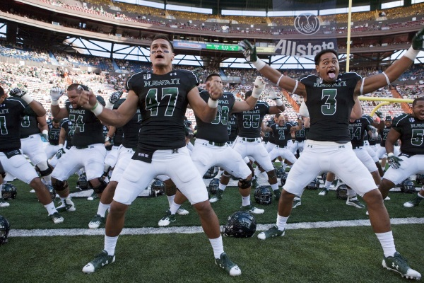 """College Football Picks — CJ: Will Hawaii """"Max Out"""" Its Opportunity?"""
