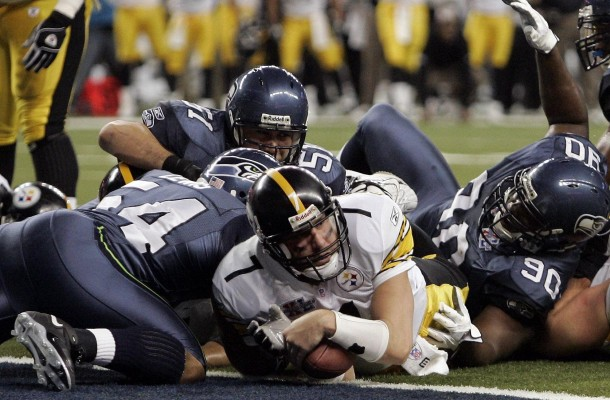 Pittsburgh Steelers @ Seattle Seahawks