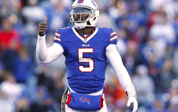 McCoy Absent as Bills Visit Dolphins