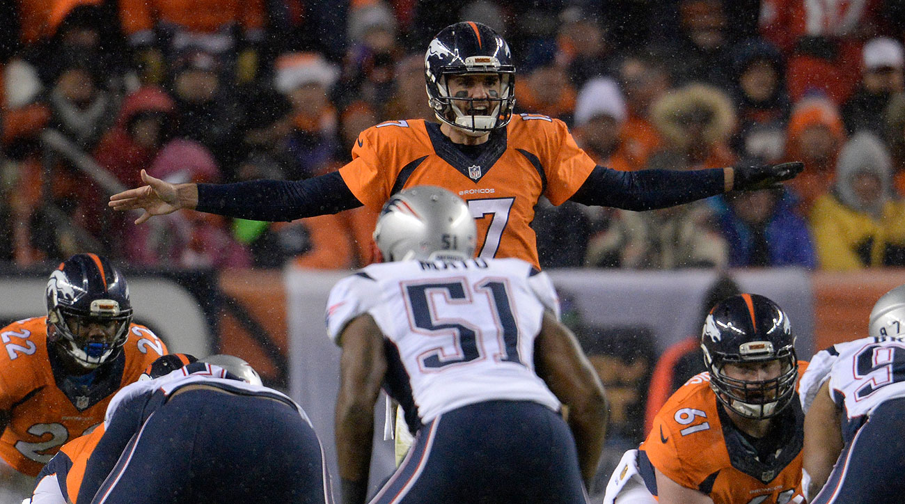 CJ: Making a Case For the Patriots vs. the Broncos