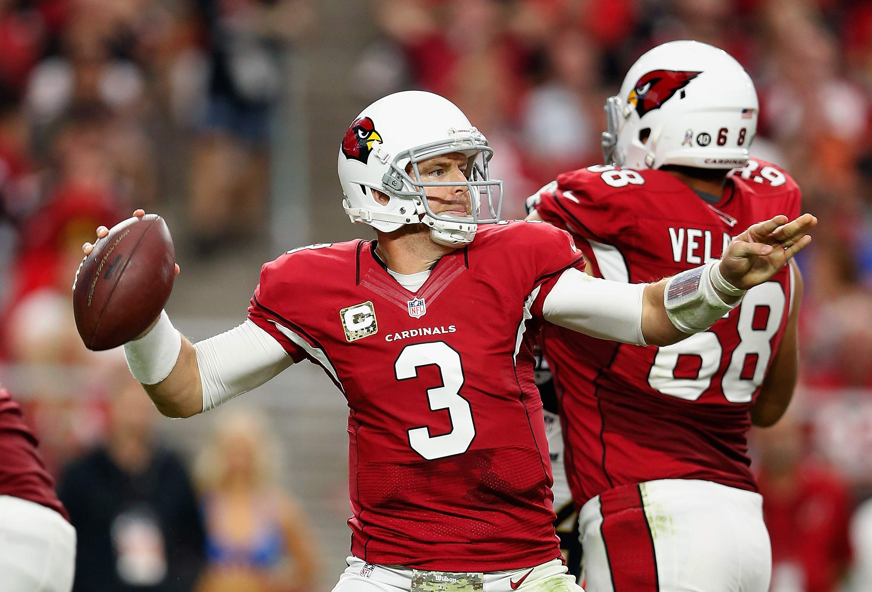 CJ: Making a Case For the Cardinals vs. the Panthers