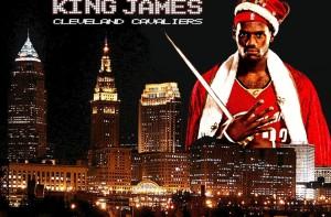 King LeBron