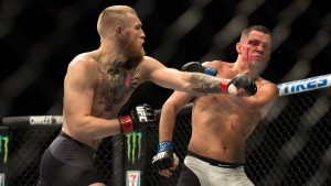 Nate Nixes Notion of UFC 202 Rematch