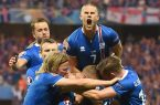 Iceland charge into quarters by rallying past England
