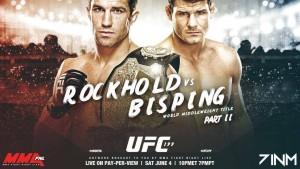 UFC 199: Luke Rockhold vs. Michael Bisping