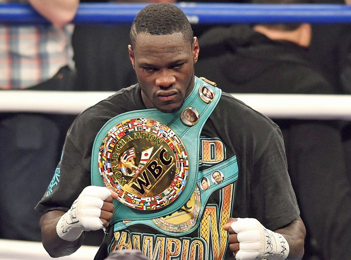 Is Wilder in Tough with Arreola?
