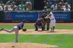 A's Rookie Duels Darvish, Rangers