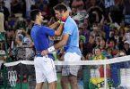 Olympic Tennis Providing Drama