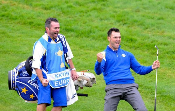 Europe is the play again in Ryder Cup