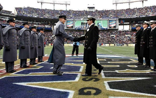 Army Bowl-Bound as it Faces Navy