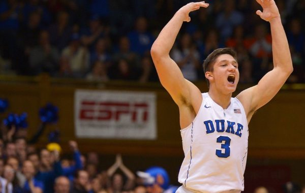 Duke Deeper For Match with Florida