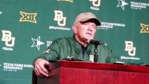 Baylor Ends Forgettable Season in Cactus Bowl