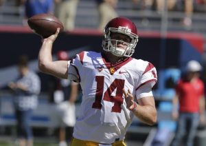 USC Favored Over Penn State in Rose Bowl