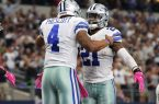 More Rematches for NFL Divisional Sunday Action