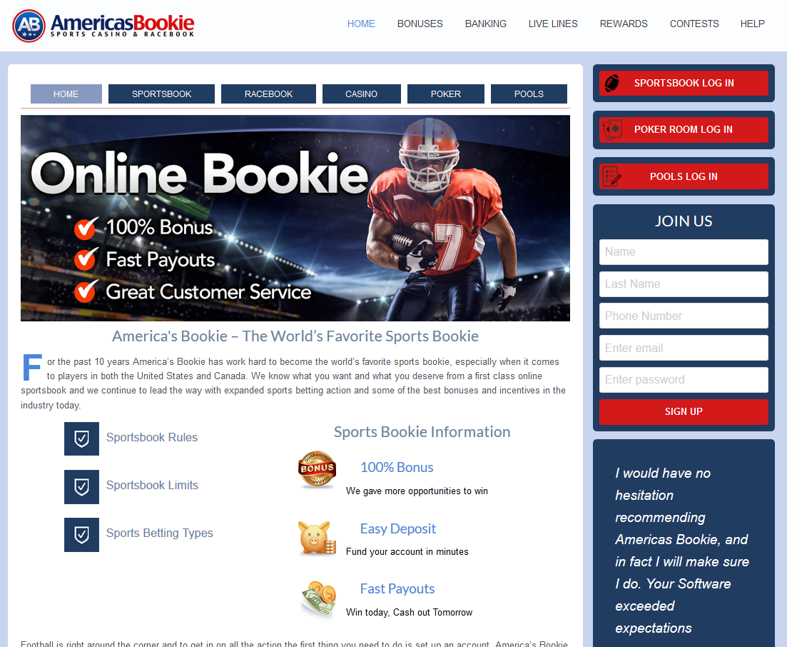 horse betting book ace sportsbook review