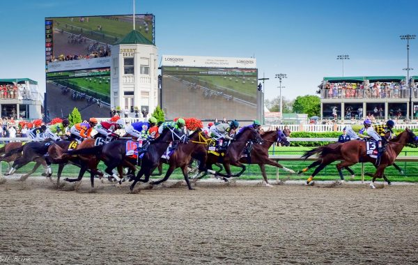 Using an Online Sportsbook to Bet On the Kentucky Derby Trail