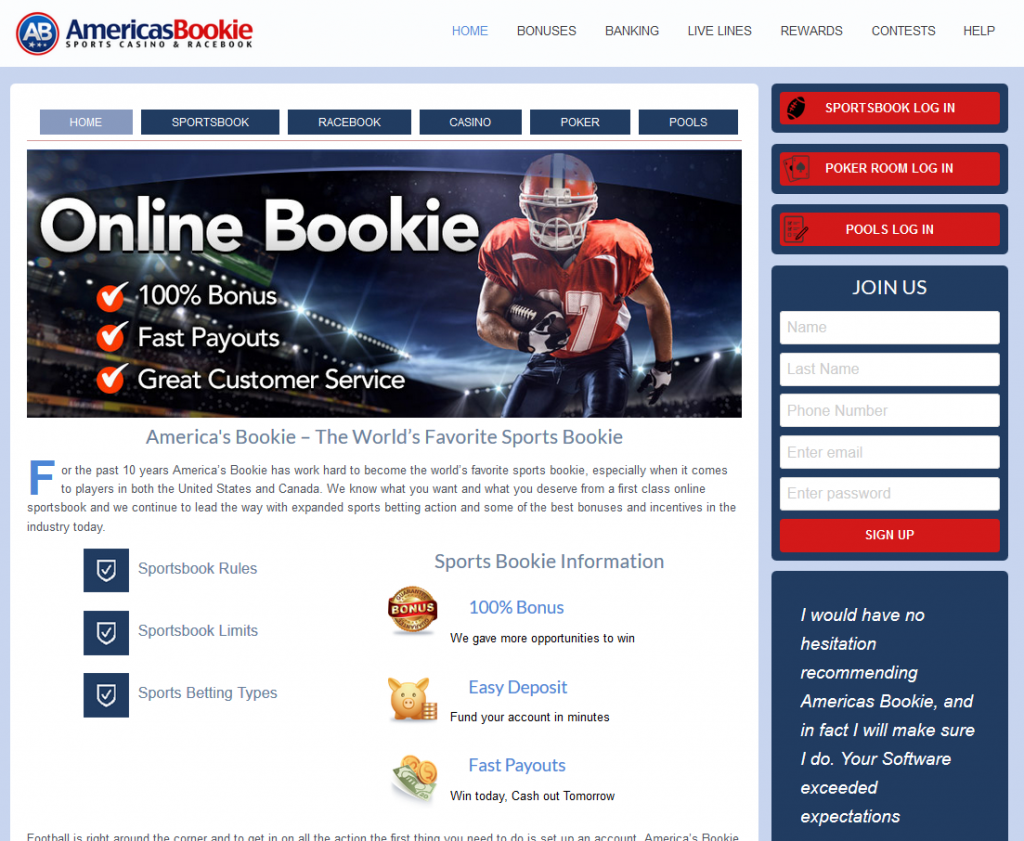America S Bookie Offers Betting On New Basketball And Hockey Leagues