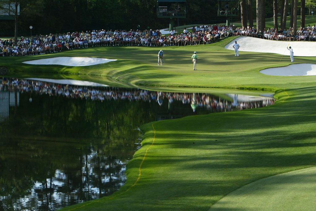 Betting on the Masters at an Online Sportsbook
