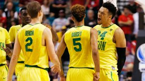 Michigan-Oregon Could Be Sweet 16 Classic
