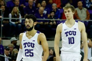 TCU and Georgia Tech For All the NIT Marbles