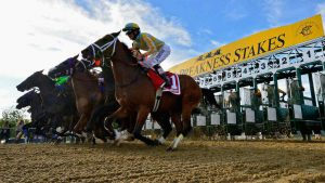 The Preakness and the 2nd Leg of the Triple Crown