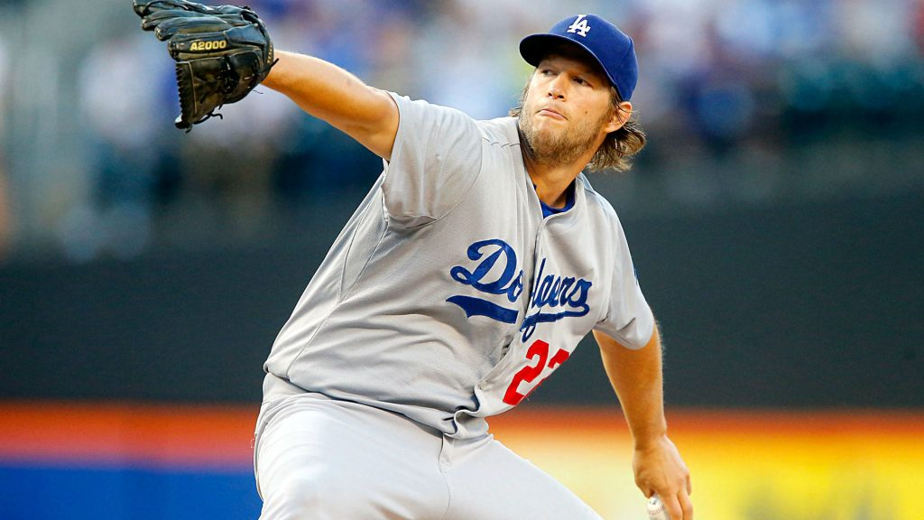 Kershaw Goes to Work vs. Angels