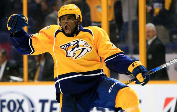 Preds Seek Power at Home vs. Pens