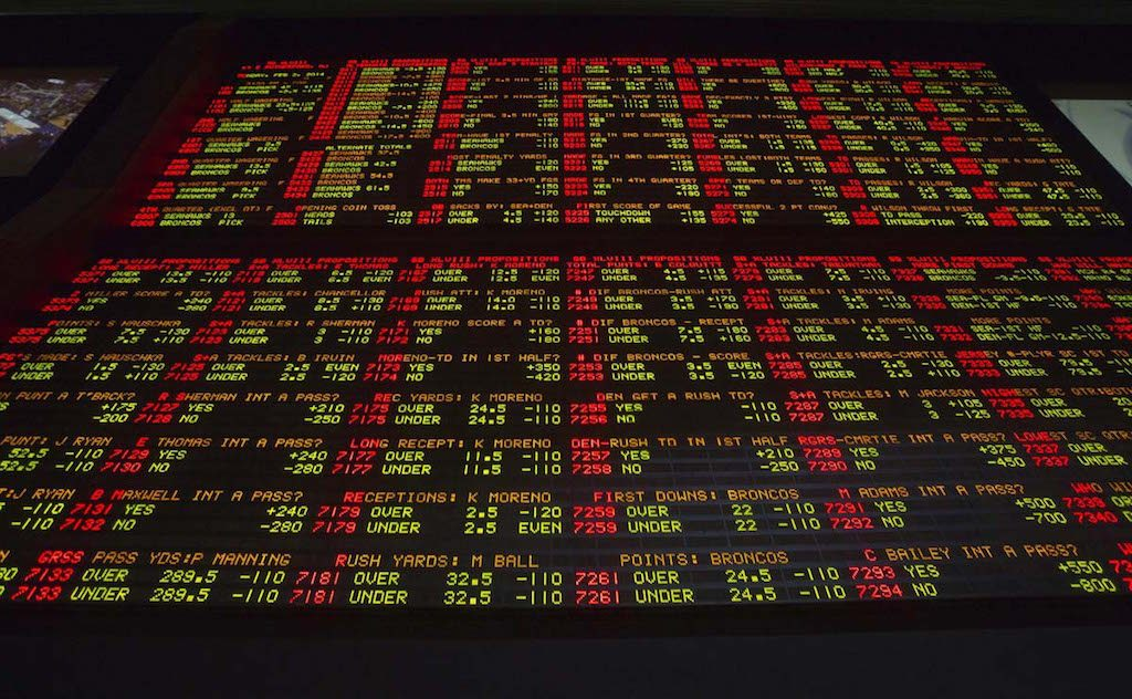 Pay Per Head Live Bet Tickers for the NFL Playoffs