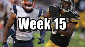 NFL Week 15 Who's Hot and Who's Not