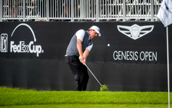 PGA Betting – 2018 Genesis Open Top 5 Finish