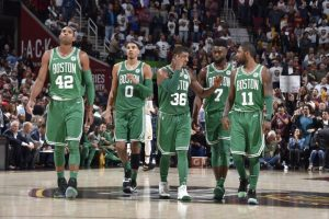 NBA 2nd Half -  Are the Celtics for real?