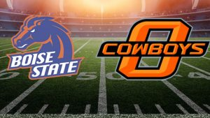 Free Pick - NCAA College Football - Boise State vs. Oklahoma State