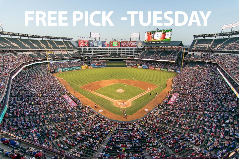 ATB Tuesday Free Pick | MLB