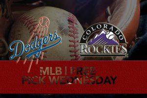 MLB | Free Pick Wednesday
