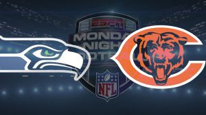 MNF Free Pick  Seahawks vs. Bears