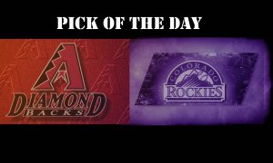 MLB | Free Pick of the Day